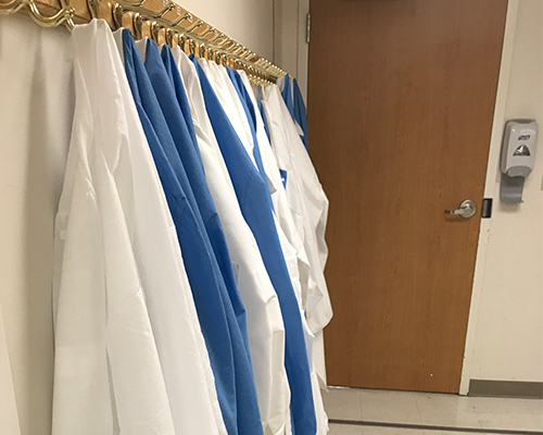 Professional Lab Coats & Washing Service | Clean Lab Coat